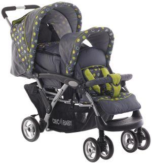 Los mejores carritos de bebé gemelares. ¿Cuál debemos comprar?