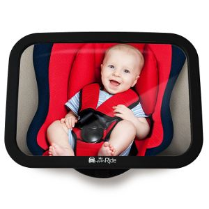 MyHappyRide Espejo retrovisor para Bebes-opt