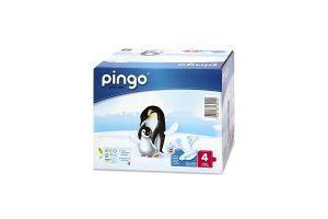 Pingo Pañales Talla 4 Maxi (7-18 Kg)-opt