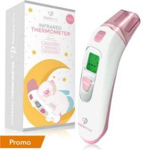 Termómetro de Oído y de Frente para Bebés (Dos-en-Uno)-opt