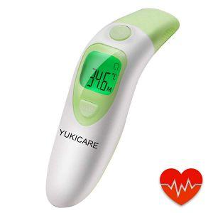 Termómetro de frente y oído para bebé-opt