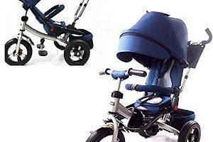 Triciclo para niños Little Tiger-opt