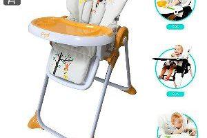 Las mejores tronas para bebés