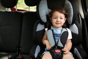 Cuándo cambiar la silla del coche del bebé